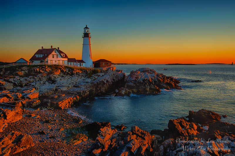 Portland Head Lighthouse, Portland, ME