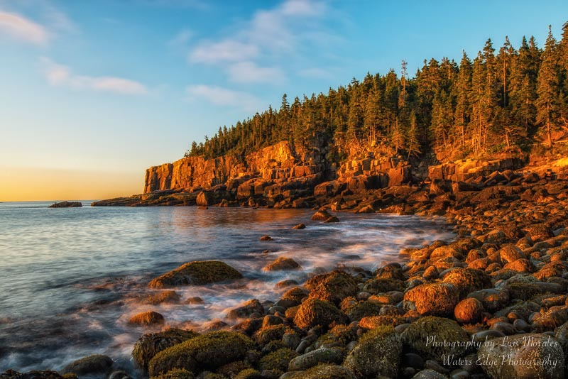Otter Cliffs, Acadia National Park, ME
